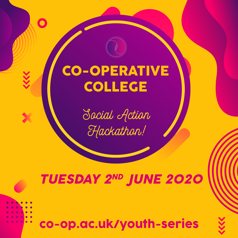 Co-operative College Youth Session - Social Action Hackathon