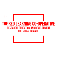 Red Learning Co-operative Logo
