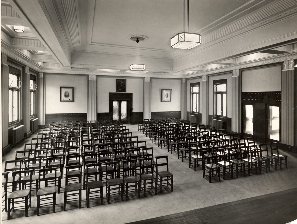 Lecture Theatre in Holyoake House
