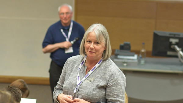 Alison Lamond, trustee
