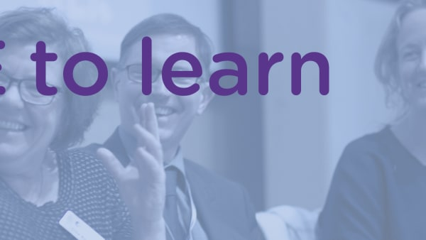 Love to learn banner image