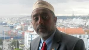 Professor Mohamed M Maie headshot