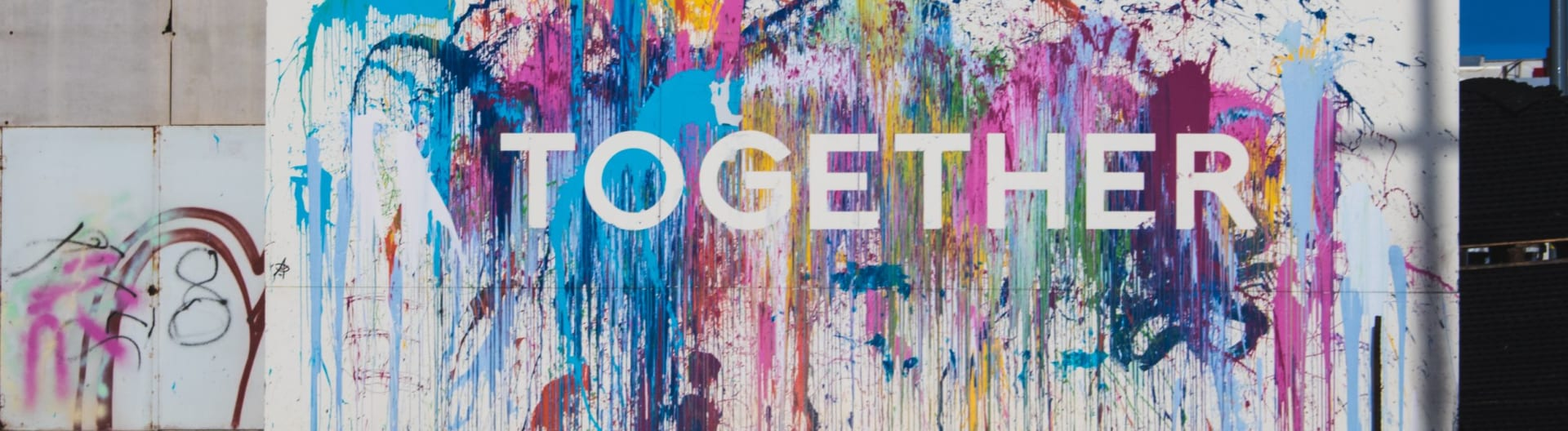 Together mural