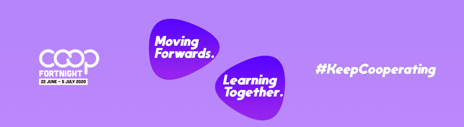 Moving Forwards. Learning Together. New Digital Experience Brings Co-operative Education to a Wider Audience